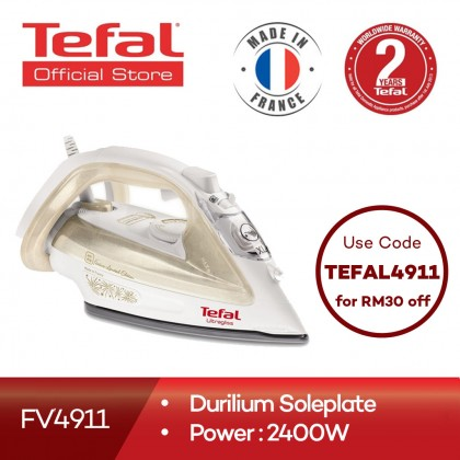 Tefal FV4911 Steam Iron Ultragliss