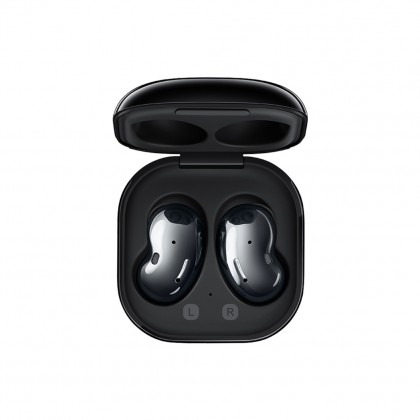 Samsung Galaxy Buds Live R180 Noise-Canceling Wireless Earbud Headphones (Mystic Bronze/ Mystic Black/ Mystic White))