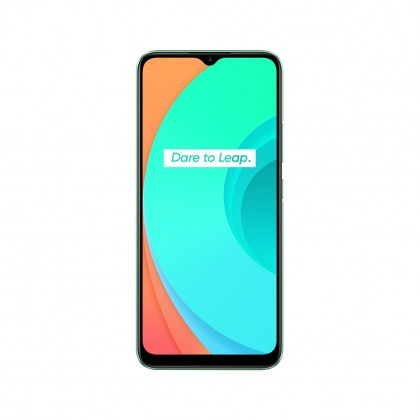 Realme C11 RMX2185 Android Phone (3+32GB) (Grey/Green)