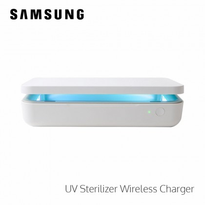Samsung UV Steriliser with Built-In Wireless Charger ( GP-TOU020SABWW )