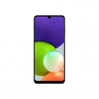Samsung Galaxy A22 LTE (A225) (Black/ Violet/ Mint) - 6GB RAM - 128GB ROM - 6.4 inch - Android Smartphone
