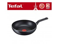 Tefal - B14386 Super Cook Non-Stick Wokpan 26cm with Thermo-Spot Technology