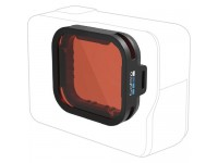 GoPro Blue Water Snorkel Filter (5-33FT,1.5-10M) For Hero 5 Black (AACDR-001)