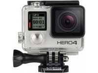 GoPro Hero 4 Adventure Video Cam Silver (CHDHY-401)