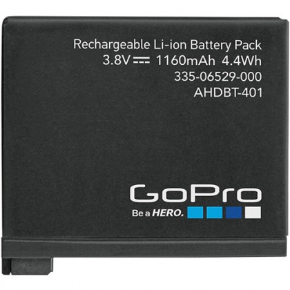 GoPro Rechargeable Battery (AHDBT-401)