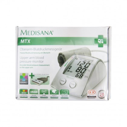 Medisana MTX Blood Pressure Monitor
