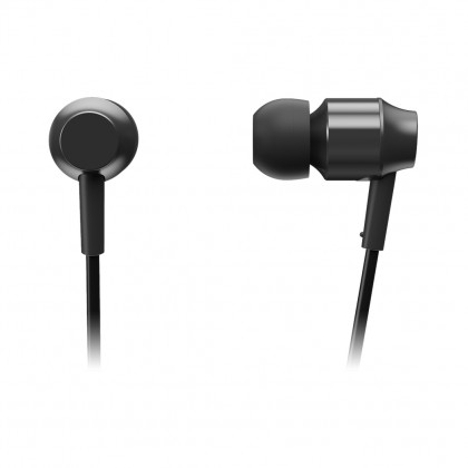 Panasonic RP-HDE3M High-Resolution Sound In-Ear Headphones (Black)