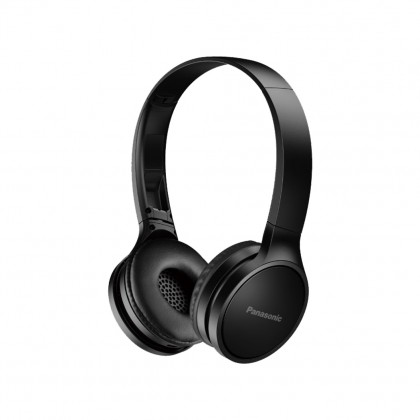 Panasonic RP-HF400 Wireless Bluetooth Headphones (Black)
