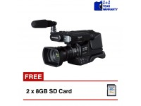 Panasonic HC-MDH2 Full-HD Camcorder (Black)