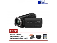 Panasonic HC-V180 Full-HD Camcorder (Black)