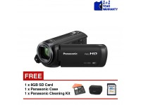 Panasonic HC-V385 Full-HD Camcorder (Black)