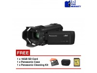 Panasonic HC-VX985 4K Ultra HD Camcorder (Black)