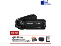 Panasonic HC-W585 Full-HD Camcorder (Black)