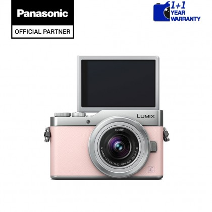 Panasonic Lumix DC-GF9 Mirrorless Camera with 12mm - 32mm Lens Kit