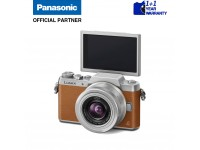 Panasonic Lumix G DMC-GF8 Mirrorless Camera with 12mm - 32mm Lens Kit