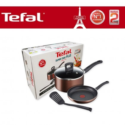 Tefal G103S414 Super Cook Plus (4 pcs set)