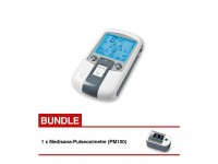 Medisana TDP Tens Machine Bundle PM100 Oximeter