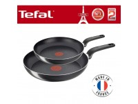 Tefal B31490 Cookware Only Cook Frypan 20cm & 28cm