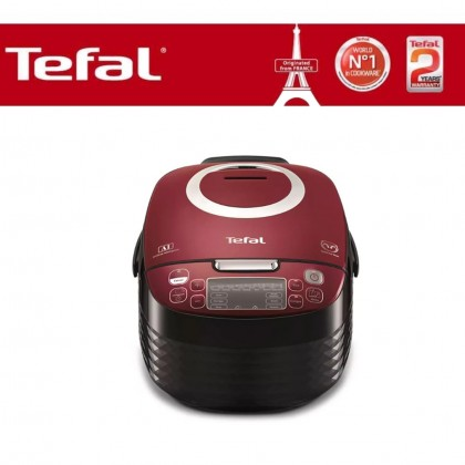 Tefal Spherical Pot Induction Rice Cooker - 1.5L (RK7405)