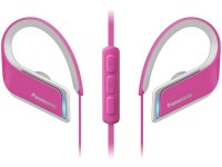Panasonic RP-BTS55 Sport Wireless Bluetooth Headphones (Black/ Grey/ Pink)