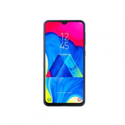 Samsung Galaxy M10 M105 16GB (Charcoal Black/ Ocean Blue)