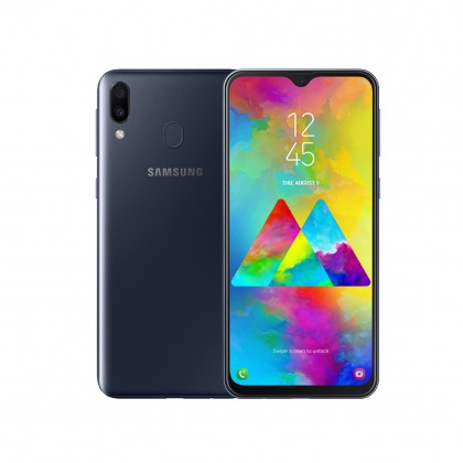 Samsung Galaxy M20 M205 64GB (Black/ Blue