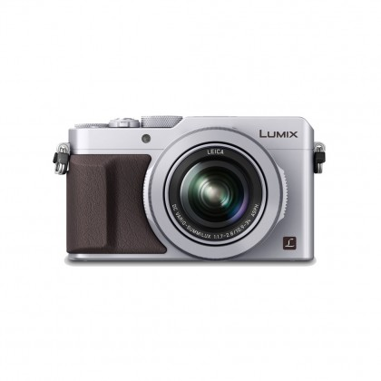 Panasonic Lumix DMC-LX100 4K Advance Creative Digital Camera (Black/ Silver) (Pre-Sale)