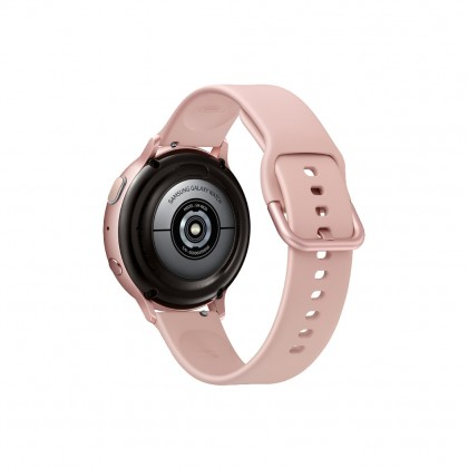 Samsung Galaxy Watch Active 2 R820 44mm Bluetooth (Aluminium Gold/ Black) - Smart Watch