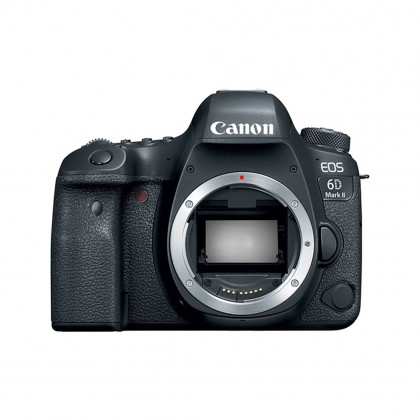 Canon EOS 6D Mark II Body (Free 64GG SD Card)